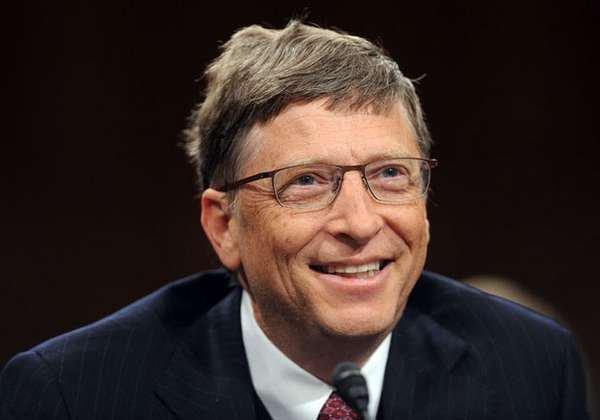 Kekayaan Bill Gates Bisa Membayar 10 Pemain Sepakbola Termahal Dunia