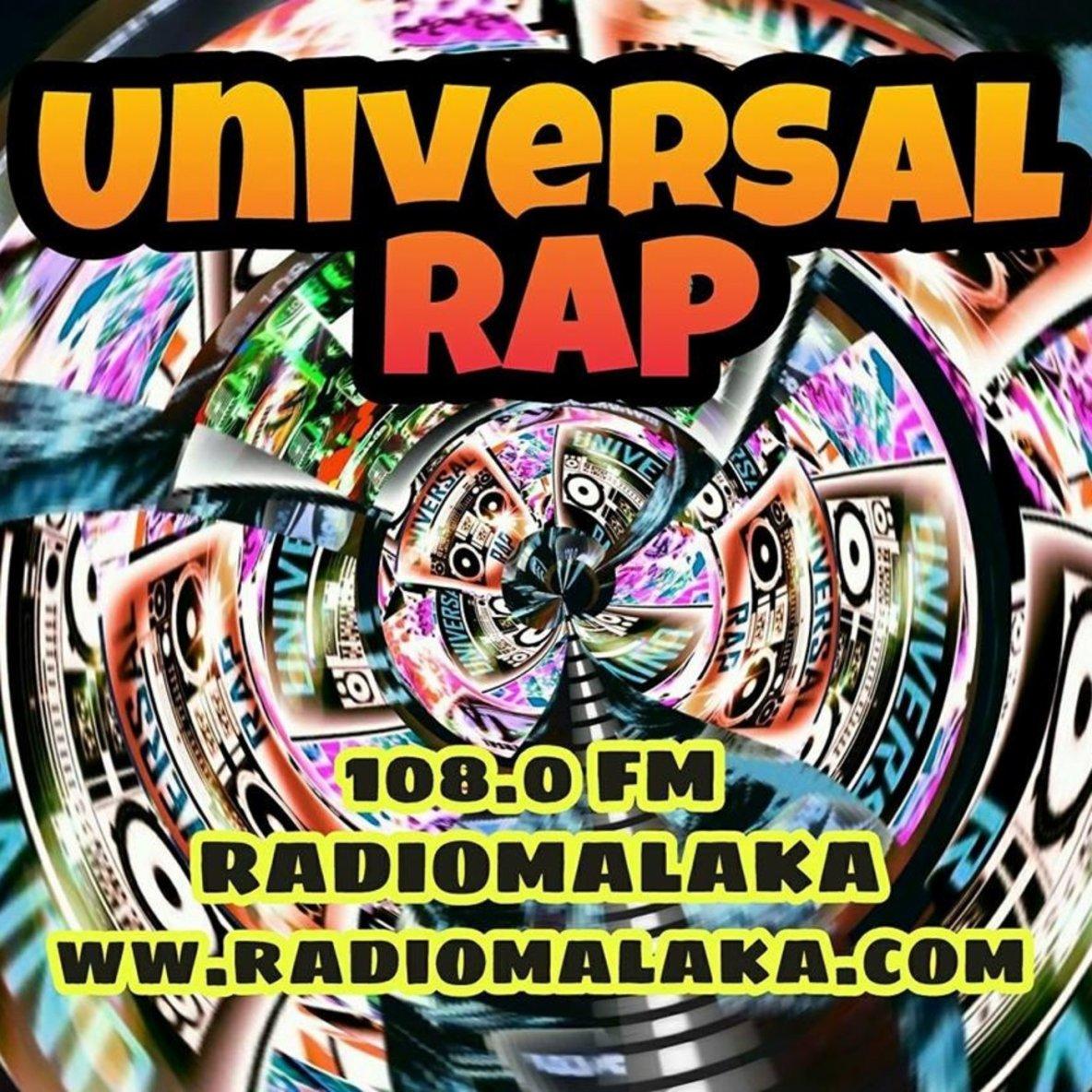 """Kent-Zo dans l'émission """"Universal Rap"""""""