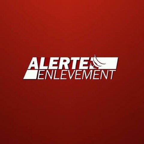 #AlerteEnlevement