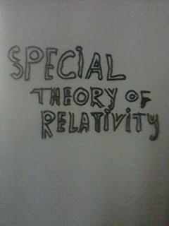Science of everything: Special theory of relativity