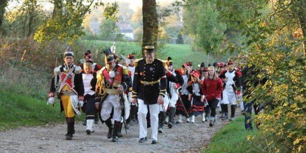 Le tour Sainte-Rolende des marcheurs, entre pèlerinage et folklore ...