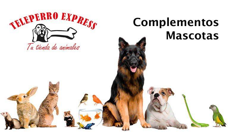 Tienda de animales online, complementos mascotas, pienso perros, gatos - TelePerroExpress.es