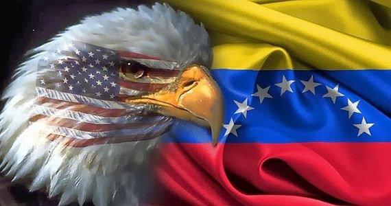 La política insurreccional de los Estados Unidos contra Venezuela y el Derecho Internacional humanitario; influencia de esa política en la lucha por los DerechosHumanos