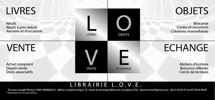 Librairie L.O.V.E - Gay Marseille