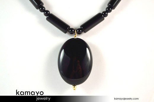 20 Types of Black Stones for Jewelry