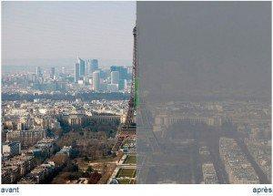 La pollution aux particules fines décryptée par un chercheur