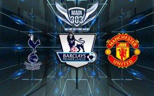 Prediksi Tottenham Hotspur vs Manchester United 28 Desember 2014 Premier League