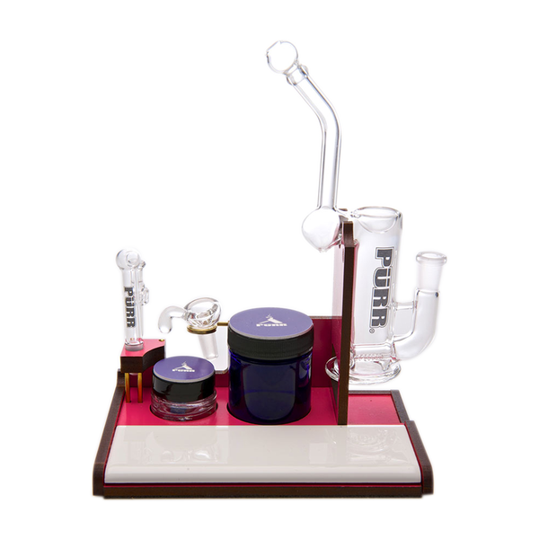 All-in-One Pocket Inline Set by Purr - Dry Herbs & Concentrates - Assorted Colors - Marijuana