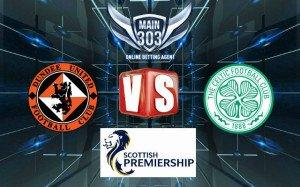 Prediksi Dundee United vs Celtic 16 Januari 2016
