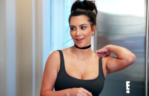 Kim Kardashian: No Plans To Go Back To Work … Yet