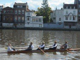 L'aviron à l'honneur à Namur