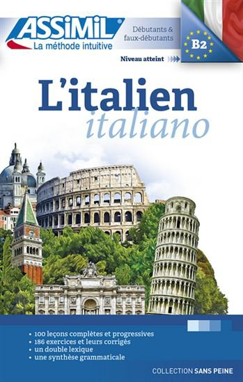 L'Italien N. éd. De Anne-Marie Olivieri