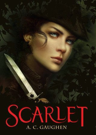 Scarlet de A.C. Gaughen
