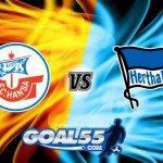 Prediksi Skor Hansa Rostock Vs Hertha BSC 15 Agustus 2017
