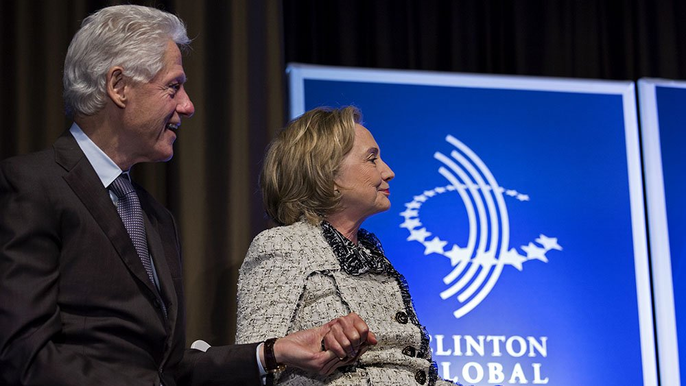 Clinton Foundation Scandal: A Justice Department Cover-Up Exposed?
