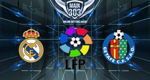 Prediksi Real Madrid vs Getafe 24 Mei 2015 Primera Division