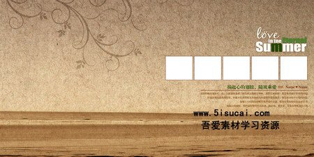 PSD Background Free Download For Baby Photo Album