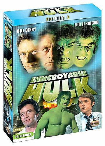 Télécharger L'Incroyable Hulk - L'intégrale Saison : 1-2-3-4-5 [Complete] French
