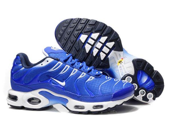 Nike Air Max Tuned 1 2014 All Bleu enfantstore blog