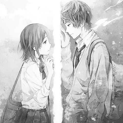 Si un jour j'avais su qu'en croisant ton regard, j'allais tomber amoureuse de toi, j'aurais fermé les yeux