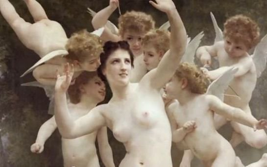 VIDEO. Italie : un artiste donne vie à une centaine de tableaux de maîtres
