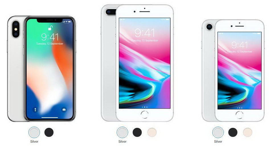 Why iPhone X is so special as compare to iPhone 8 Plus and iPhone 8