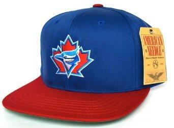 Casquette Neuve Ajustable Officielle MLB - TORONTO BLUE JAYS Snapback - Casquette Bleue/Rouge: Amazon.fr: Bienvenue