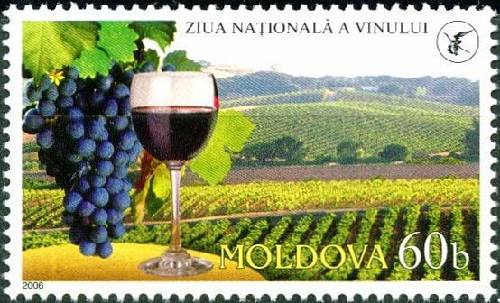 Viticulture en Moldavie