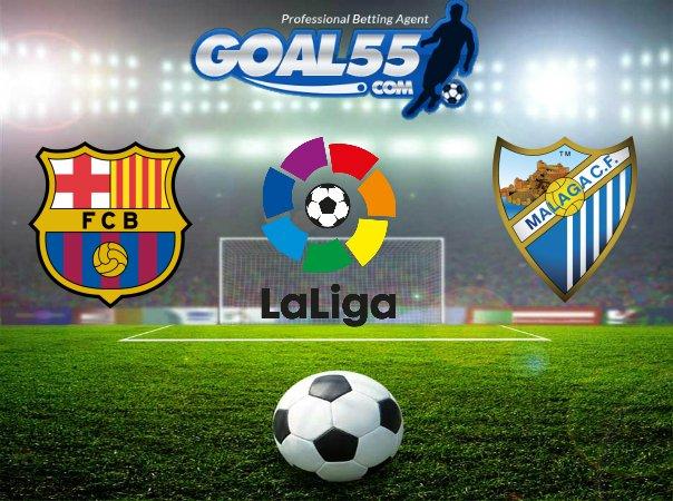 Prediksi Barcelona Vs Malaga 22 Oktober 2017