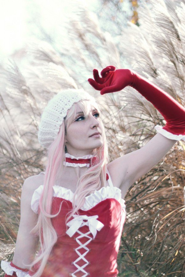 Otaku House Cosplay Idol » Yunakumi : Sheryl Nome from Macross Frontier