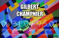 Champnier.Gilbert artiste peintre