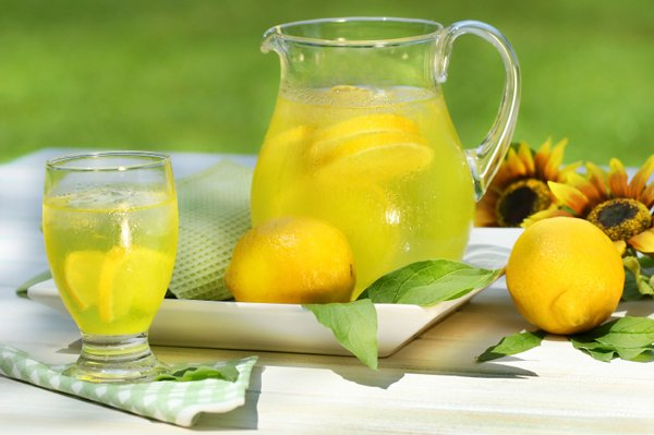 7 Refreshing Summer Drinks That Shrink Your Belly - Healthy Food Society