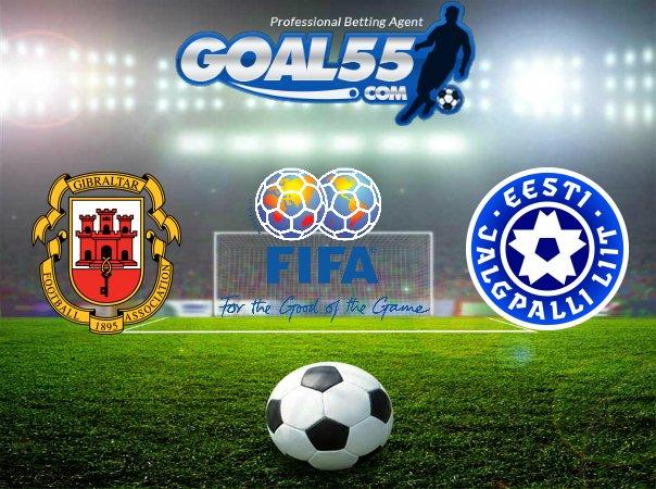 Prediksi Skor Gibraltar vs Estonia 7 Oktober 2017