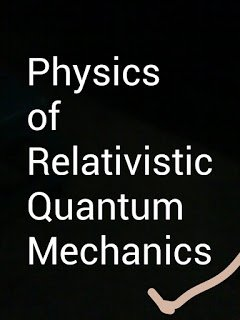 Science and culture: Physics of relativistic quantum mechanics