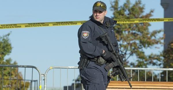 """الشرطة الكندية تقتل مشتبها فيه بعد """"تهديد موثوق"""""""