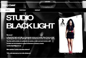 Studio Black Light
