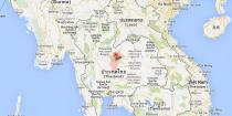 Thaïlande: la chute d'un bus dans le nord du pays fait au moins 29 morts