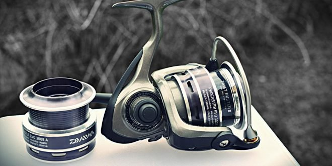 Moulinet Daiwa ProCaster EVO 3008 - Peche-feeder.com