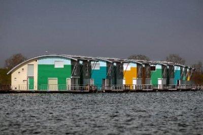 Pays Bas : habiter sur l'eau, et si le temps était venu de construire avec la mer.