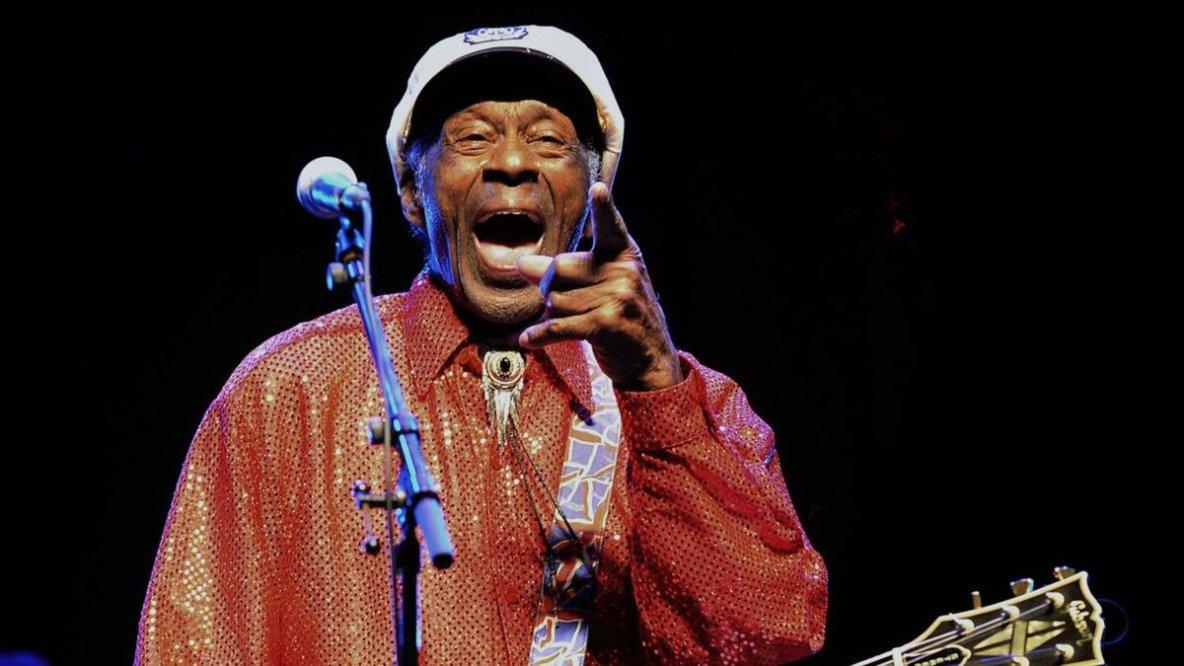 La légende du rock'n roll Chuck Berry est mort à 90 ans | TVA Nouvelles