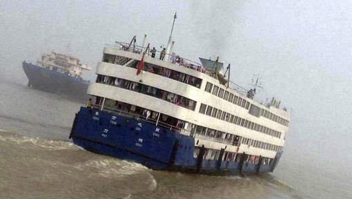 Le bilan du naufrage s'alourdit en Chine