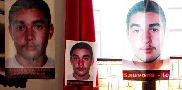 Zoé Genot (Ecolo), Jamal Ikazban (PS) et Ahmed El Khannouss (CdH) c...
