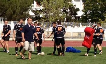 Grosse préparation pour Albi Rugby League - La Dépêche