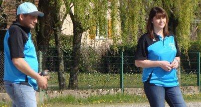 Un concours de pétanque en mémoire d'Angélique Martin