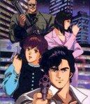 Nicky Larson - Les mangas et les animés