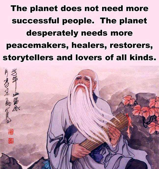OUR PLANET URGENTLY NEED......