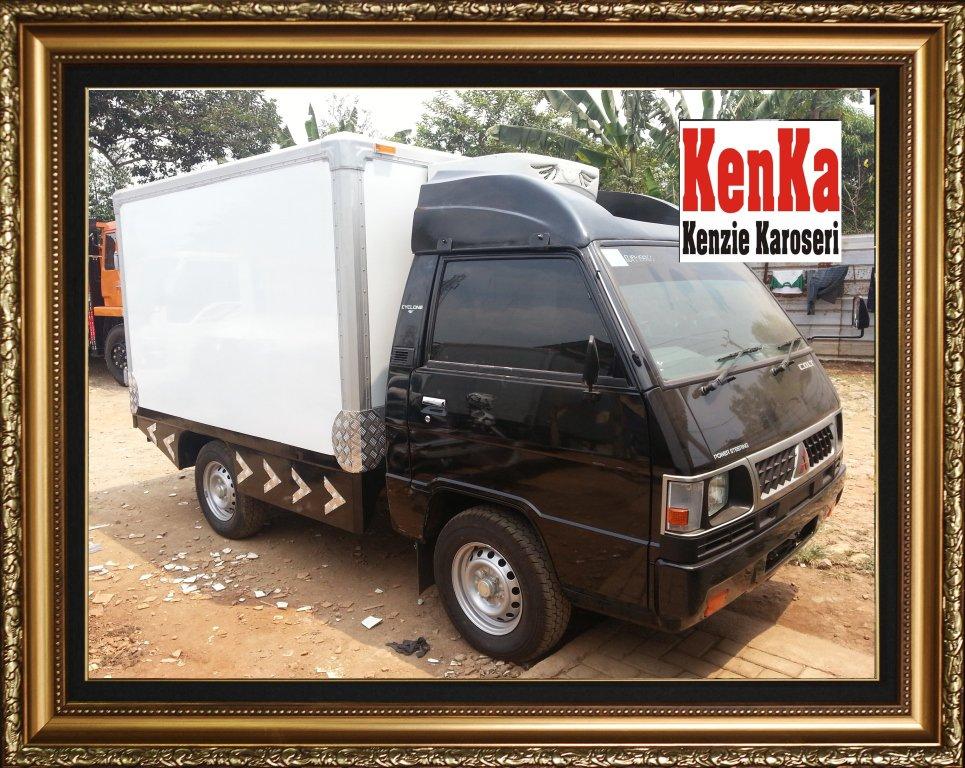 Mobil Mitsubishi Box Pendingin – Karoseri Mobil & Truck KenKa