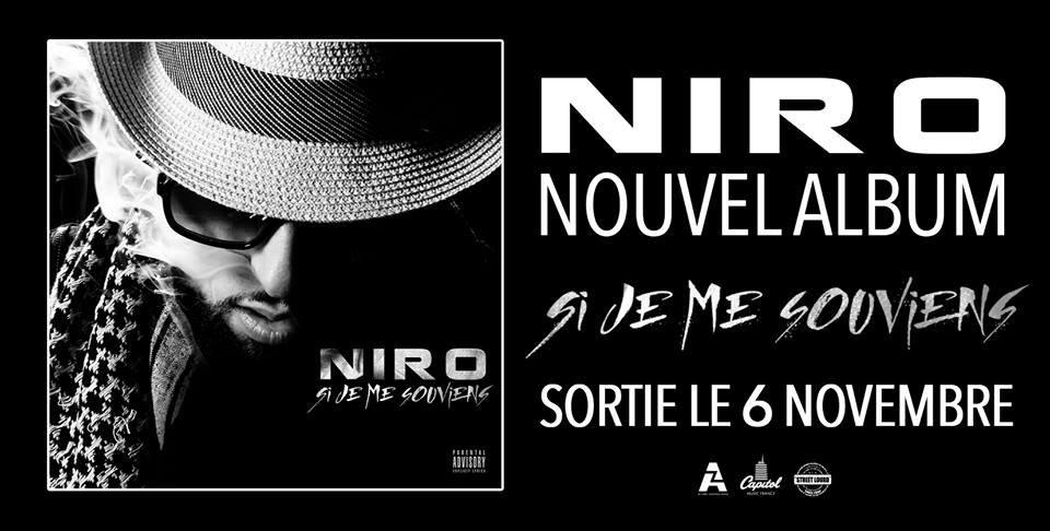 NIRO fait des révélations sur son nouveau projet