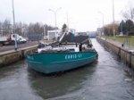 Logistique Fluviale - Poort van het scheepvaart transport... - 1166 T - CHRIS-LI