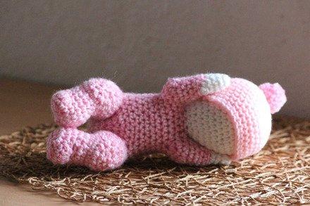 Bébé pyjama câlin tendresse au crochet fait main : Jeux, peluches, doudous par kelvina-crochet-creations
